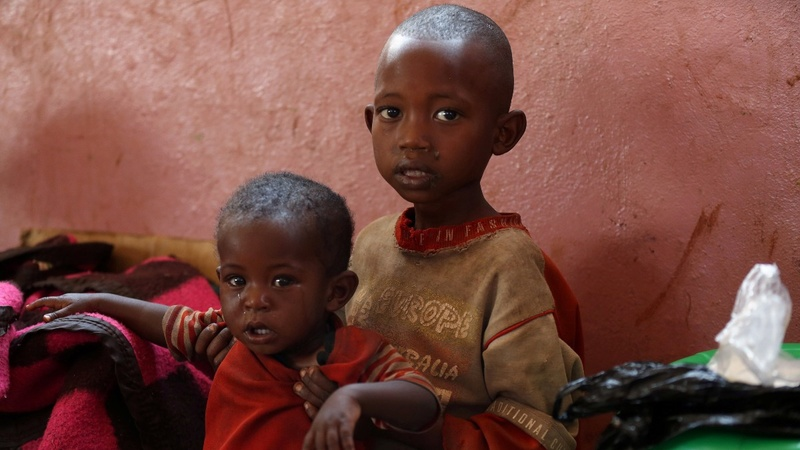 Ethnic violence mars new hopes for Ethiopia