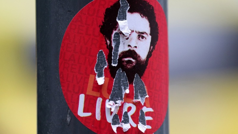 Brazil's Lula plays kingmaker from his prison cell
