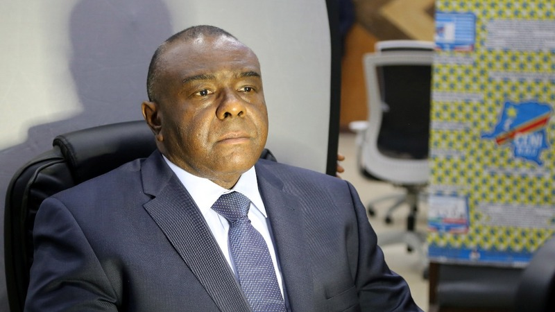DRC rejects former warlord Bemba's presidential bid