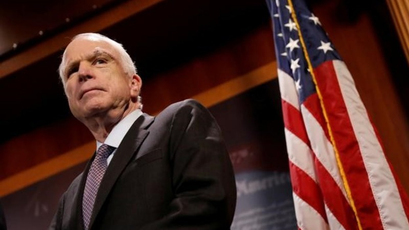 An outpouring for McCain as funeral plans take shape