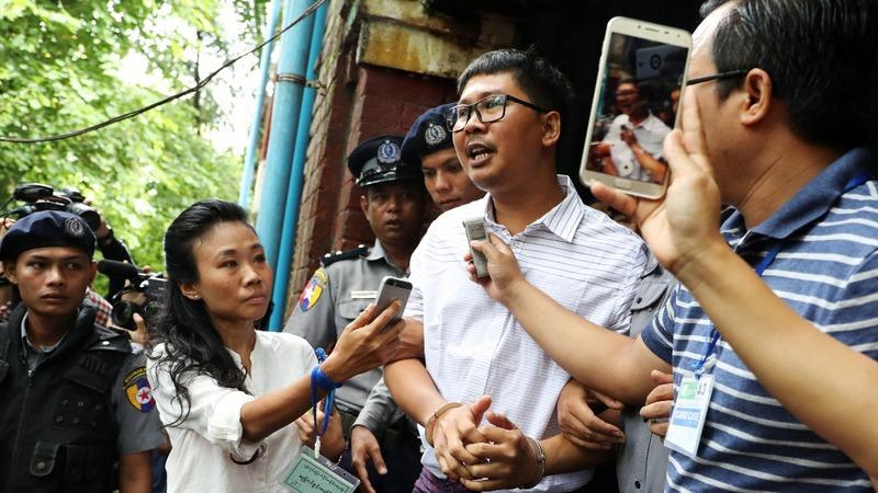 Myanmar delays verdict for Reuters reporters