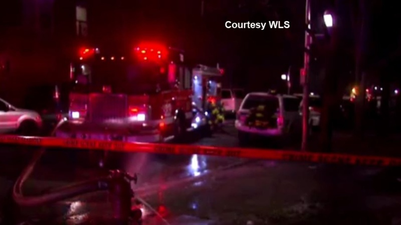 Eight children killed in a Chicago fire: police