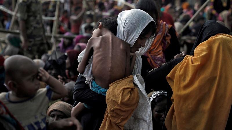Myanmar spokesman rejects U.N genocide report