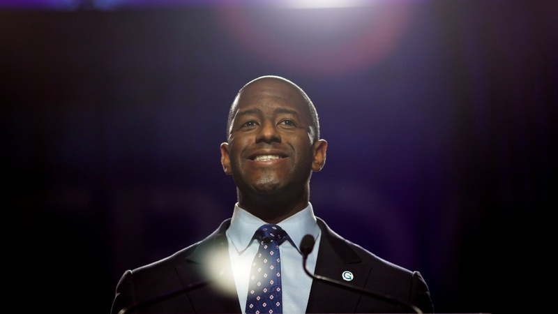 Progressive scores surprise victory in Florida gov primary
