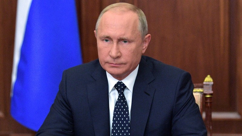 Putin waters down unpopular pension plans