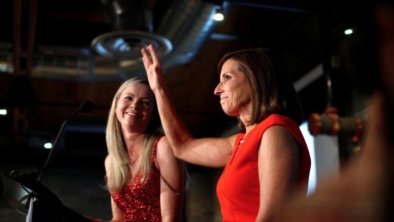 GOP avoids the fringe in bid to hold the Senate