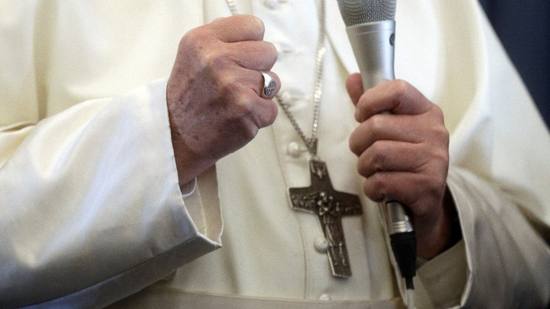 Pope's accuser denies personal vendetta