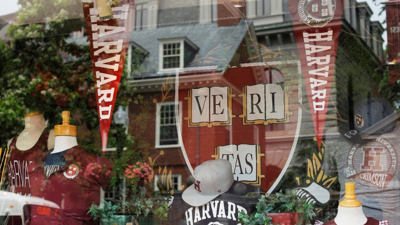 Justice Dept. jumps into Harvard discrimination suit