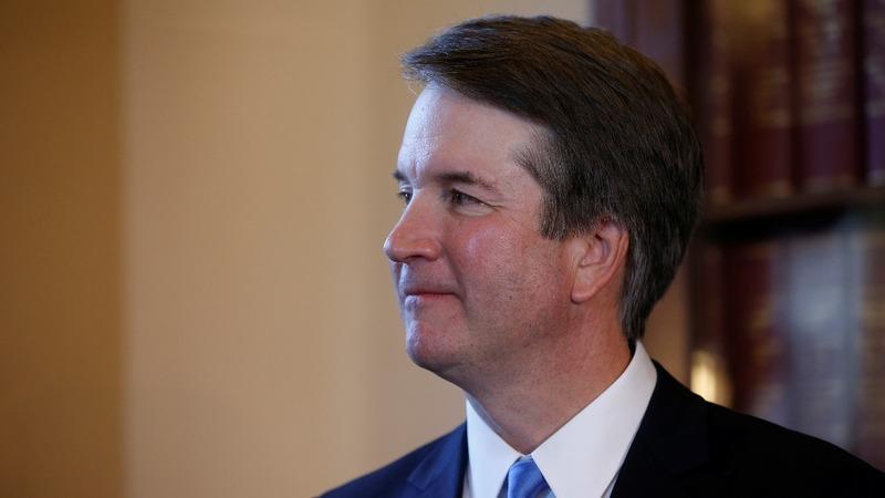 Trump's legal woes loom over Kavanaugh's hearing