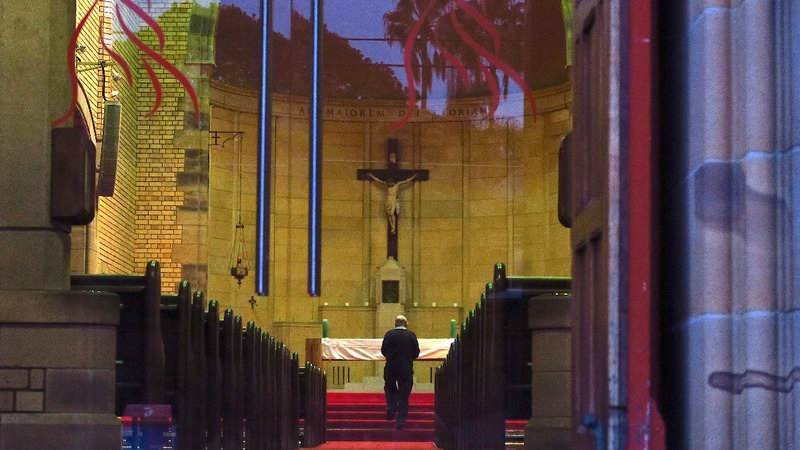 Catholic Bishops in Australia reject new laws