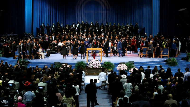 INSIGHT: Aretha Franklin's funeral a 'celebration of life'