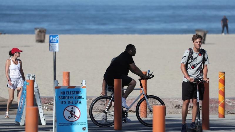 Bumpy roads for U.S. bike, scooter sharing