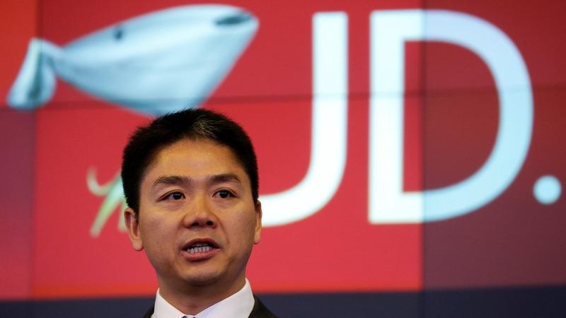 JD.com's billionaire CEO released after U.S. arrest