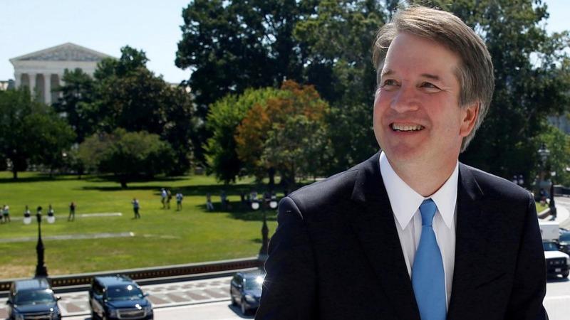 Senators battle over secret records on Kavanaugh