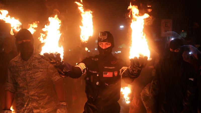 INSIGHT: Fireball festival lights up El Salvador