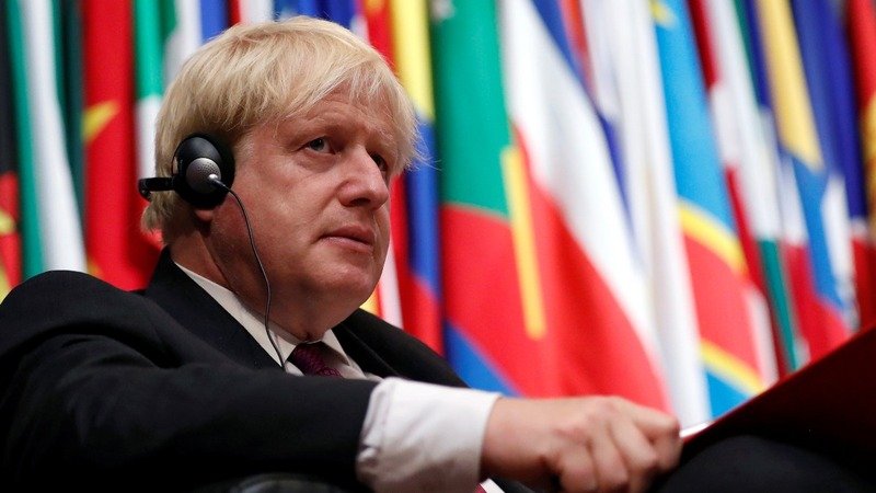 May is handing Brexit 'victory' to EU: Johnson