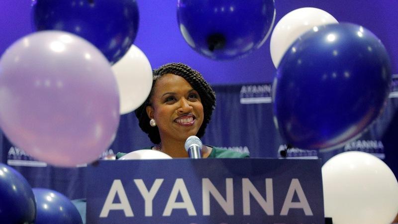 Progressive Democrat wins upset in Massachusetts