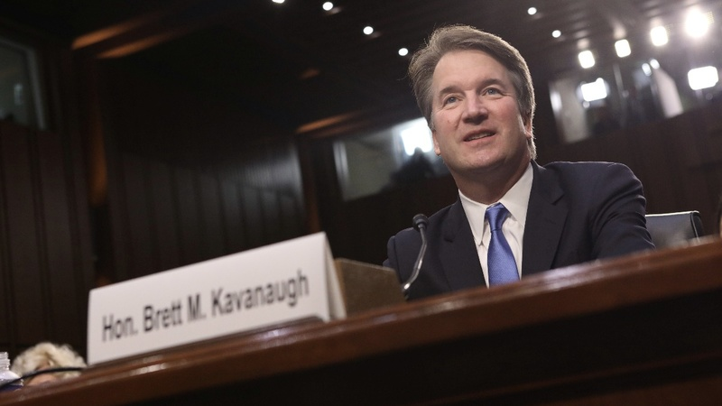 VERBATIM: Kavanaugh praises U.S. v. Nixon, says 'no one is above the law'