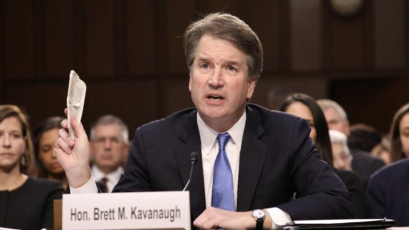 VERBATIM: Kavanaugh says Roe v. Wade is 'settled precedent'