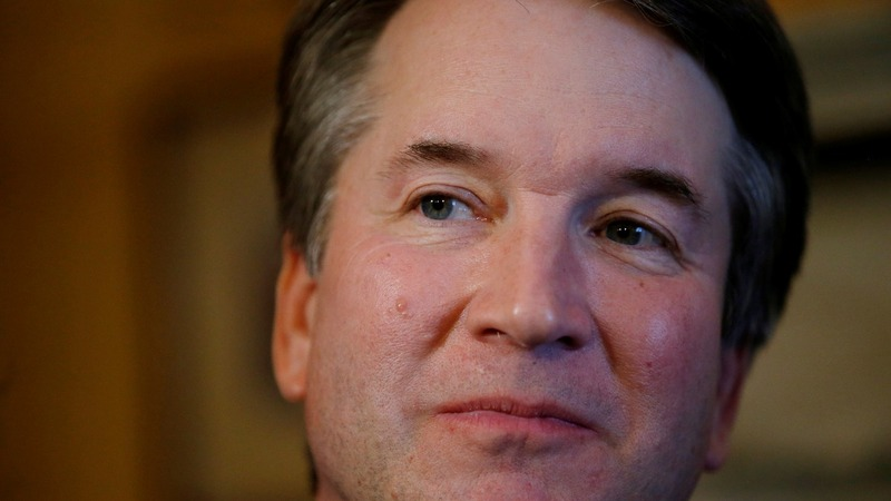 Kavanaugh pledges independence on the high court