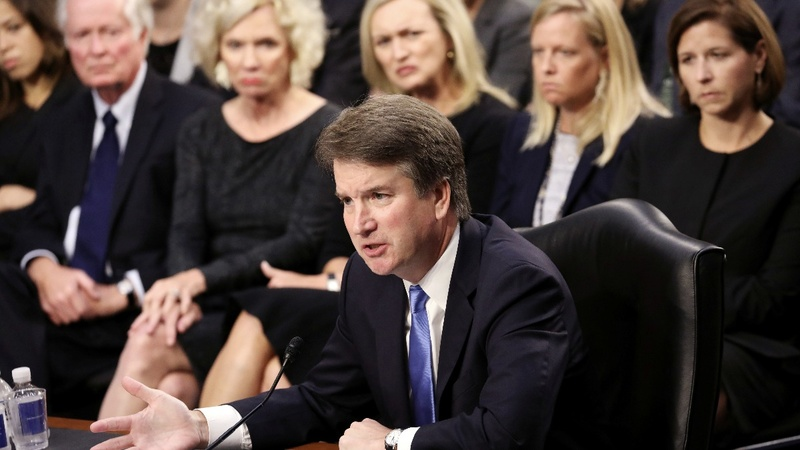 VERBATIM: Kavanaugh grilled on independence and abortion