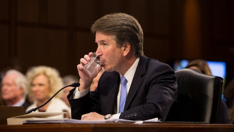 VERBATIM: Kavanaugh grilled on leaked Roe v. Wade email