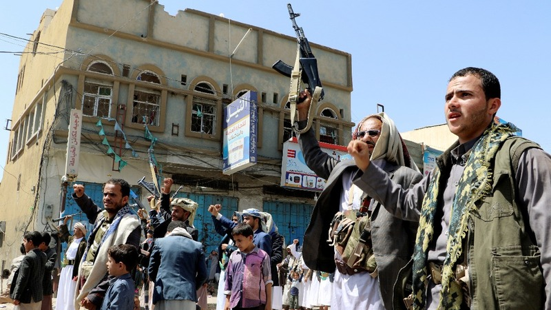Yemen peace talks on hold after Houthi no-show