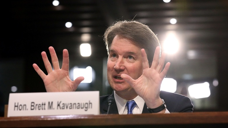 Democrats press Kavanaugh over newly-released emails