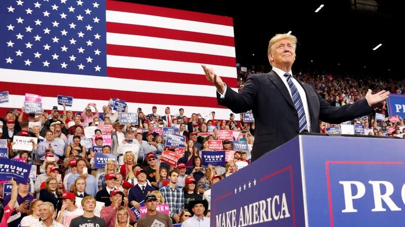 VERBATIM: Trump hints op-ed is 'subversion'