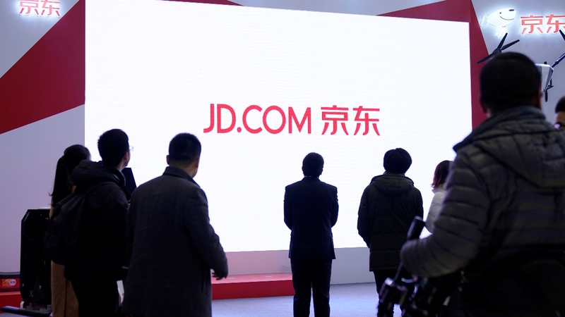 JD.com investors spooked by CEO's iron grip