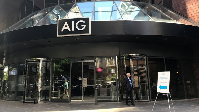 10 years on: AIG still trying to recover its glory