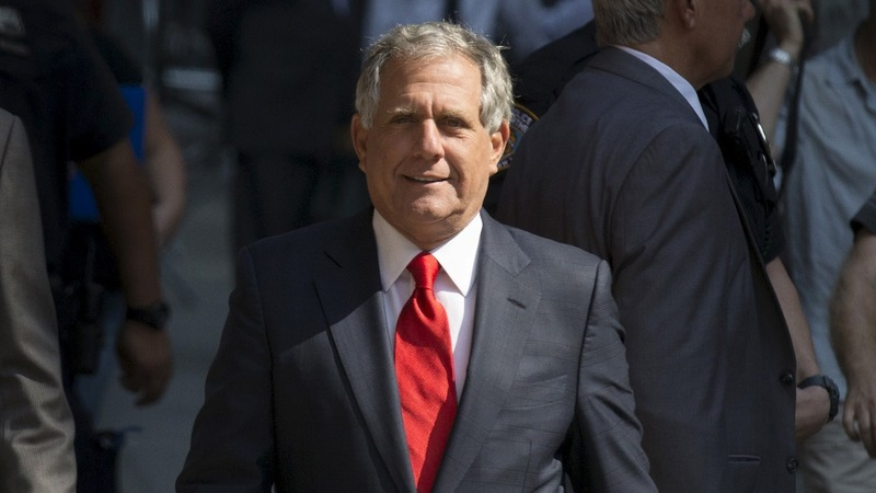 More women allege sex abuse by CBS chief Moonves