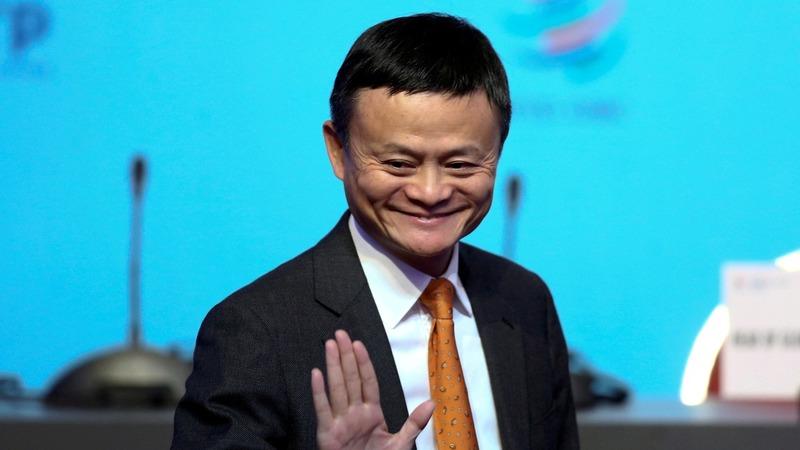 Alibaba's Jack Ma names a successor