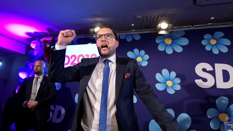 Deadlock in Sweden after far-right election gains
