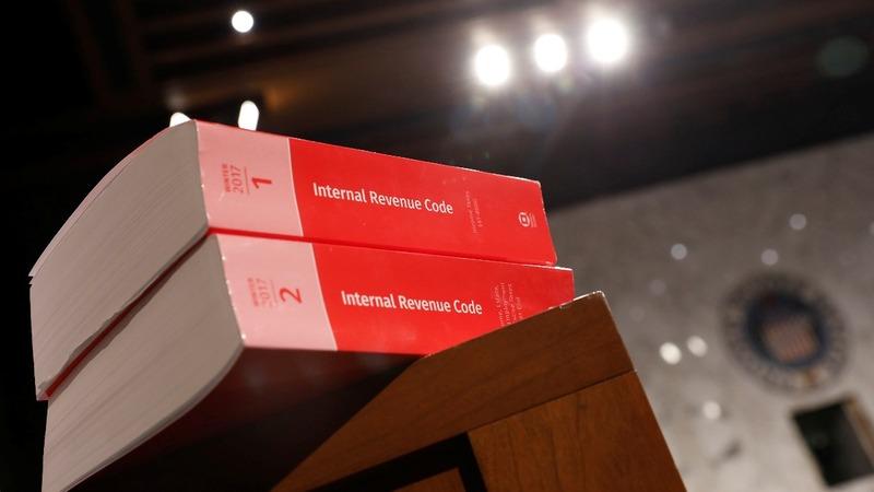 Republicans set to unveil 'Tax Reform 2.0'