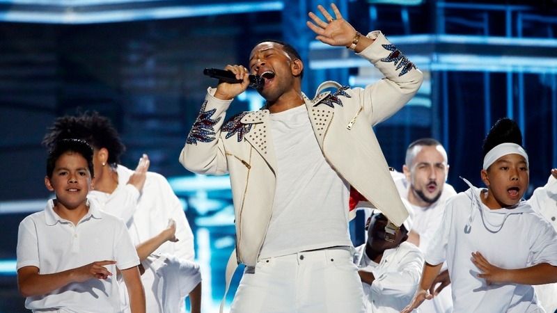 John Legend makes history with Emmy win