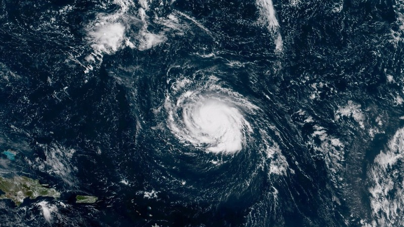 Florence strengthens, over 1.5 million ordered out