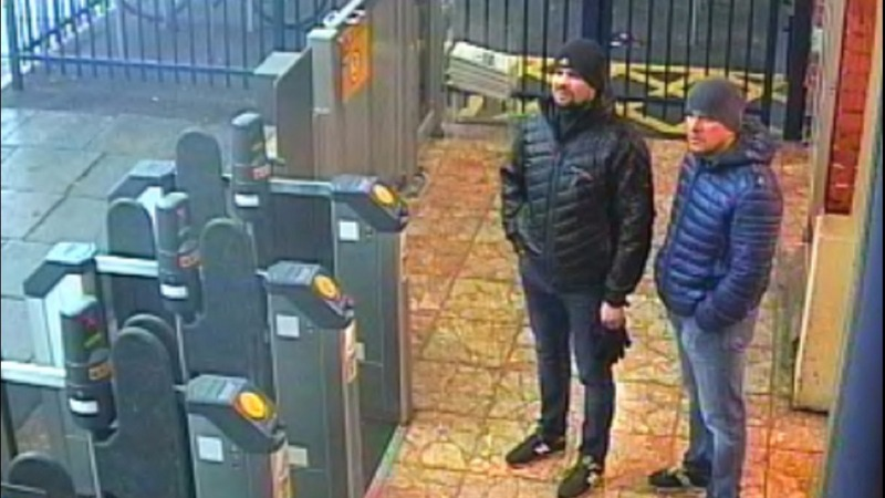 Putin says Skripal suspects 'ordinary citizens'