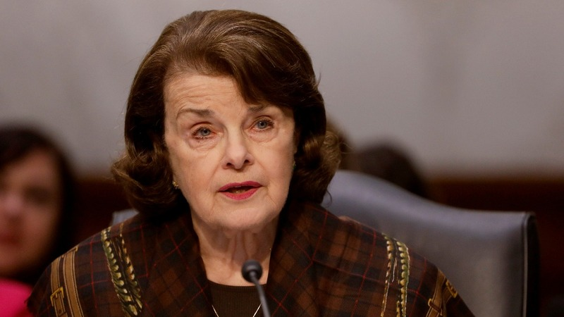 Feinstein refers letter on Kavanaugh to feds
