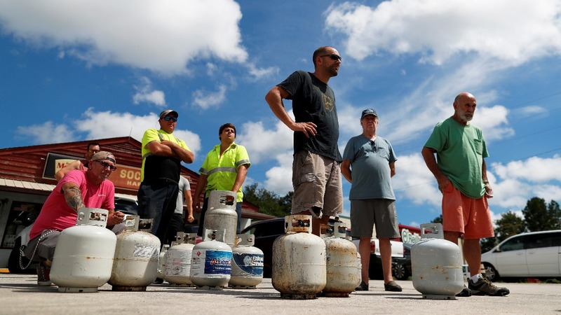 Hurricane threatens towns ravaged by 2016 storm