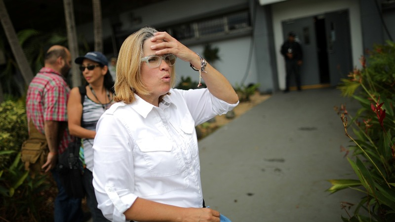 San Juan mayor hits back at Trump over Maria