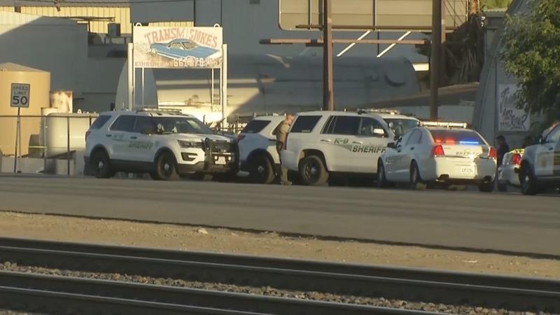 Gunman kills five in California shooting spree