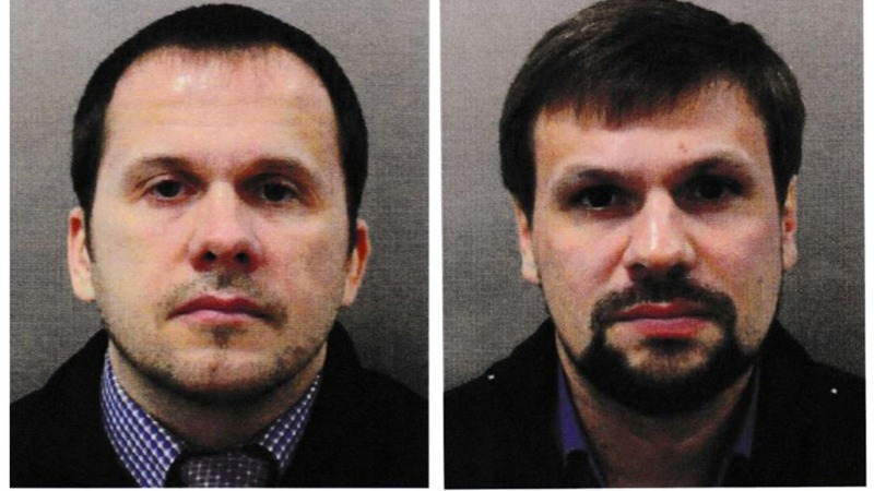 Novichok attack suspects say they were tourists