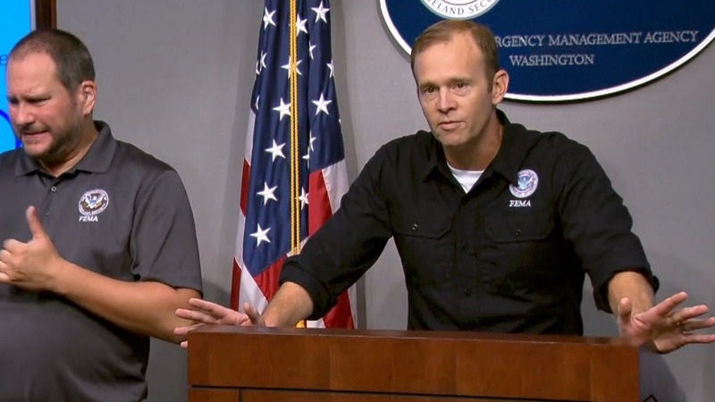 VERBATIM: FEMA director would cooperate with probe