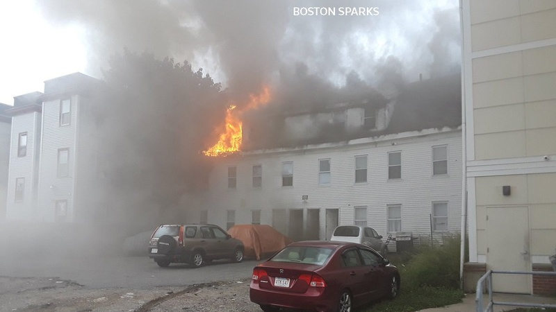 At least one dead as blasts rock Boston suburbs