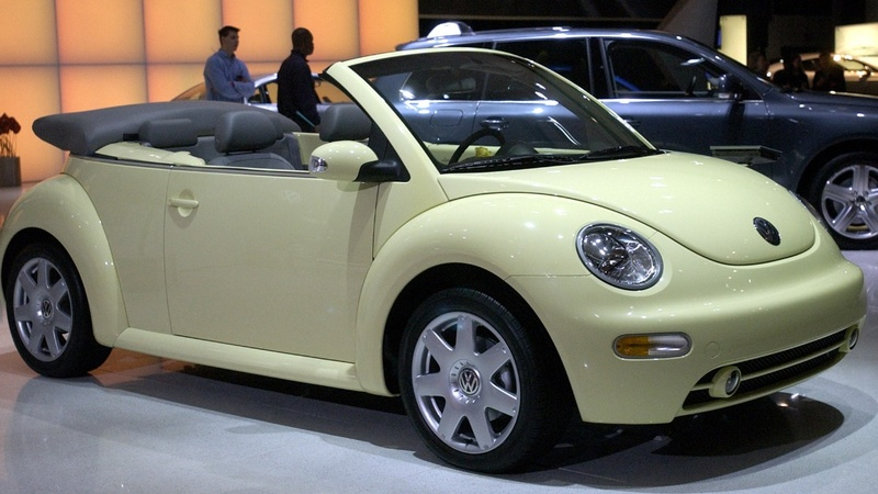 Volkswagen is ending its Beetle production