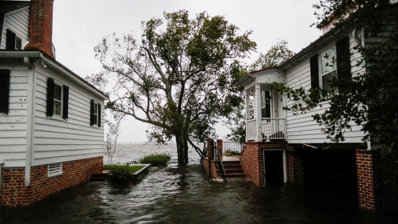 VERBATIM: North Carolina governor warns of 'epic flooding'