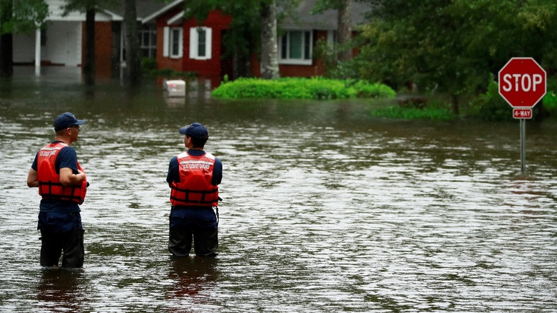 Florence flooding carries toxic risks