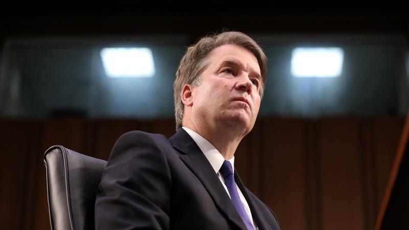 Top Democrat urges FBI probe of Kavanaugh allegations
