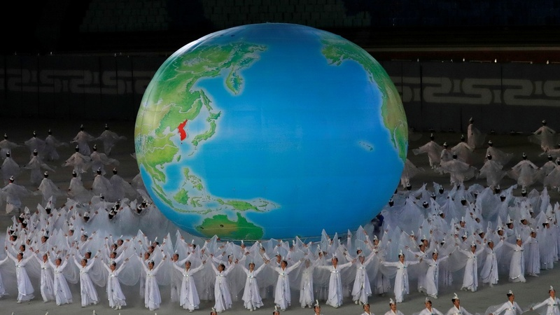 Kim pushes reunification ahead of Koreas summit